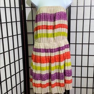 🌹BCBGMaxazria Strapless Dress Size S NWT🌹